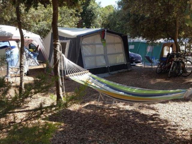7 dni brezplačnega kampiranja v kampu Park Soline