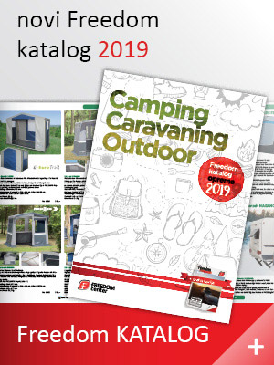 katalog camping in karavaning opreme freedom center 2019