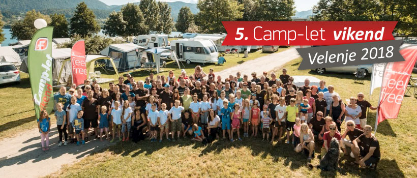 5 camp let vikend velenje 2018