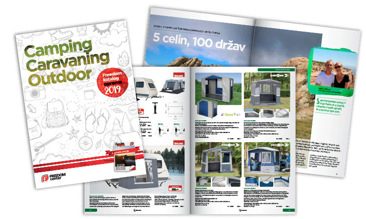 katalog kamping caravaning outdoor opreme freedom center 2019 1