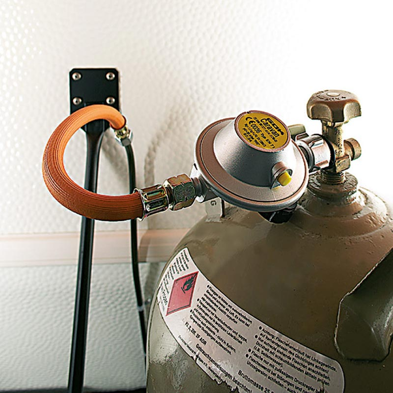 Varnostni regulator plina