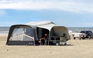 Zakaj prav šotorske prikolice Camp-let?