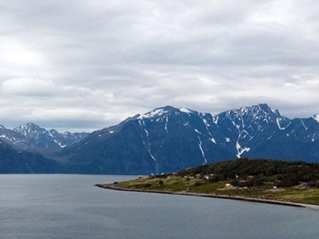 S camp-letko na Nordkap