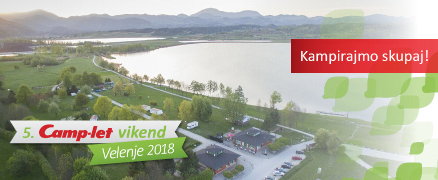 camp let vikend 2018 velenje banner