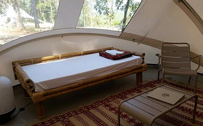 glamping sotor cabanon 4 t
