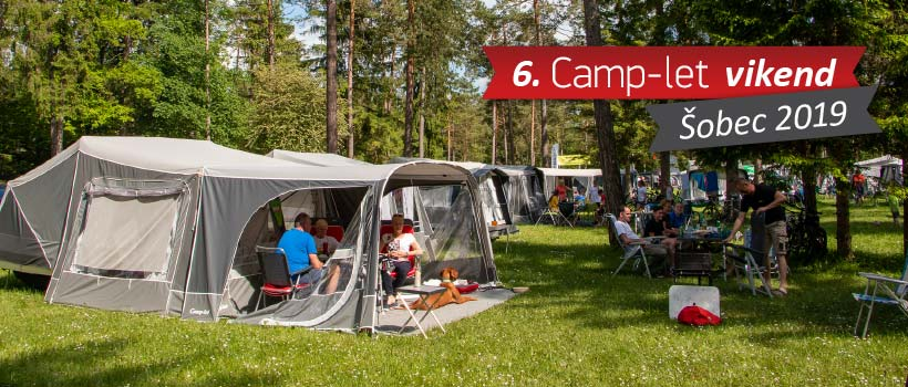 6 camp let vikend sobec2019 820x350
