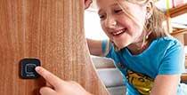 Otrokom dostopna stikala za luči